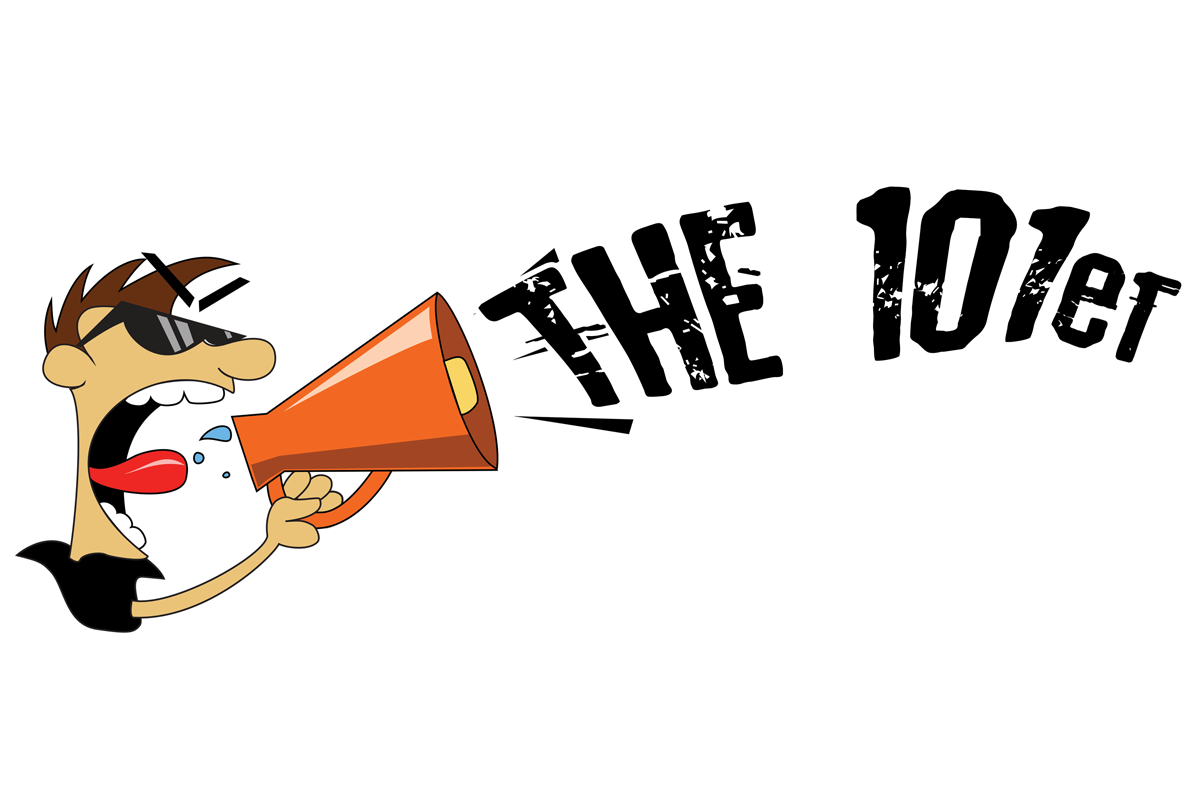 The 101er magazine logo
