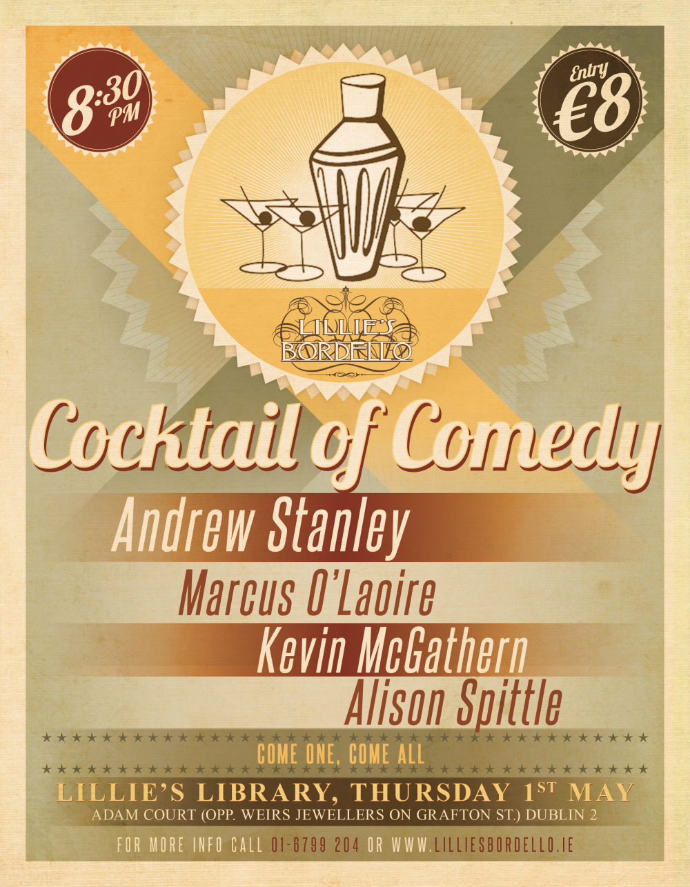 Cocktail of Comedy