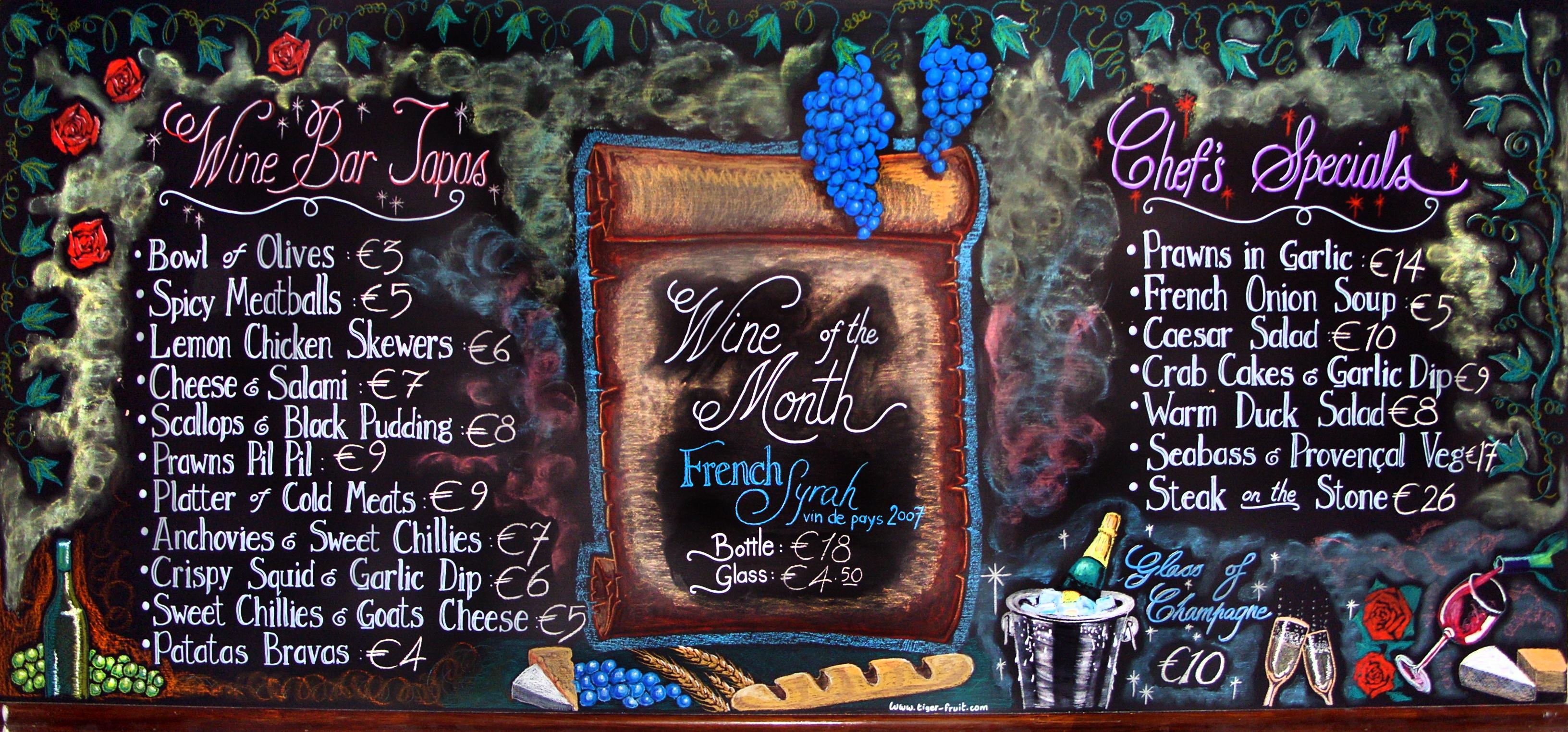 Brasserie-15-blackboard