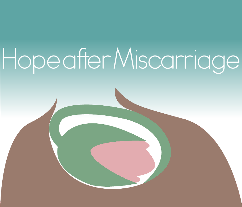 Hope After Miscarriage logo design