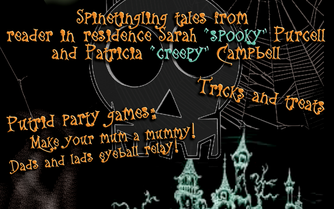 School Hallowe'en Party poster