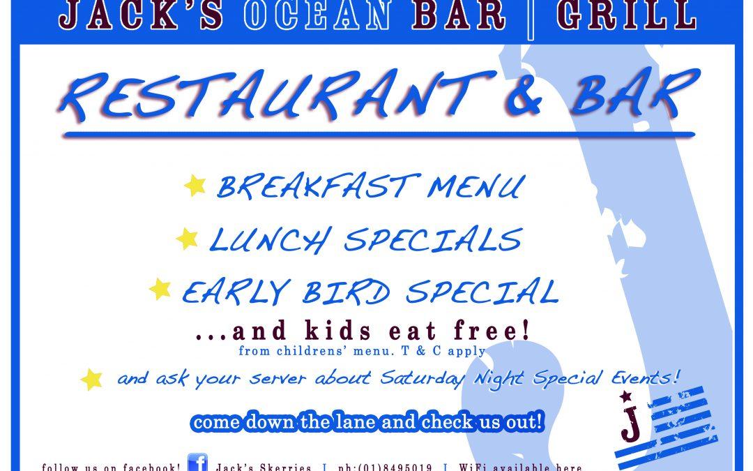 Poster Design for Restaurant