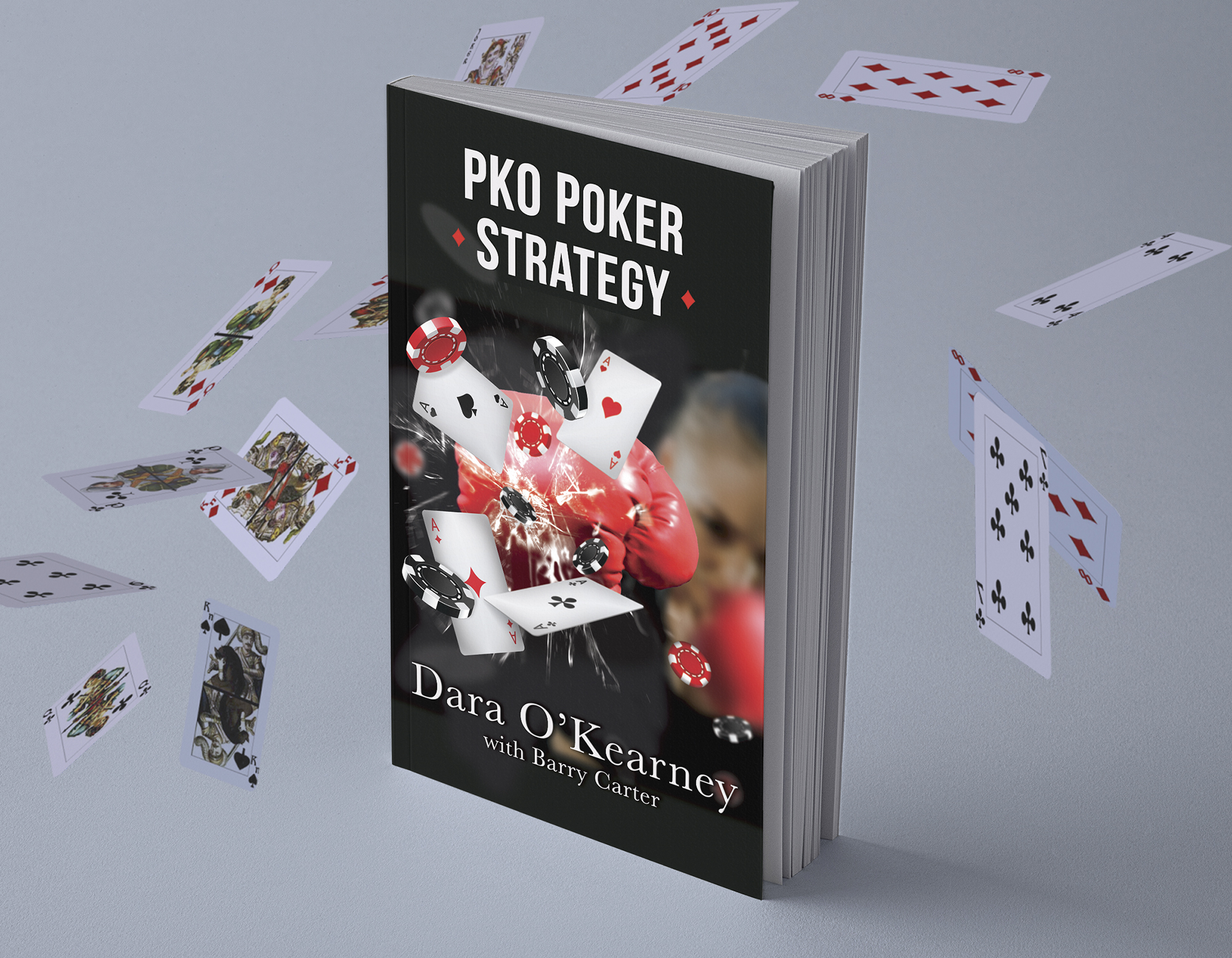 PKO Poker Strategy book cover