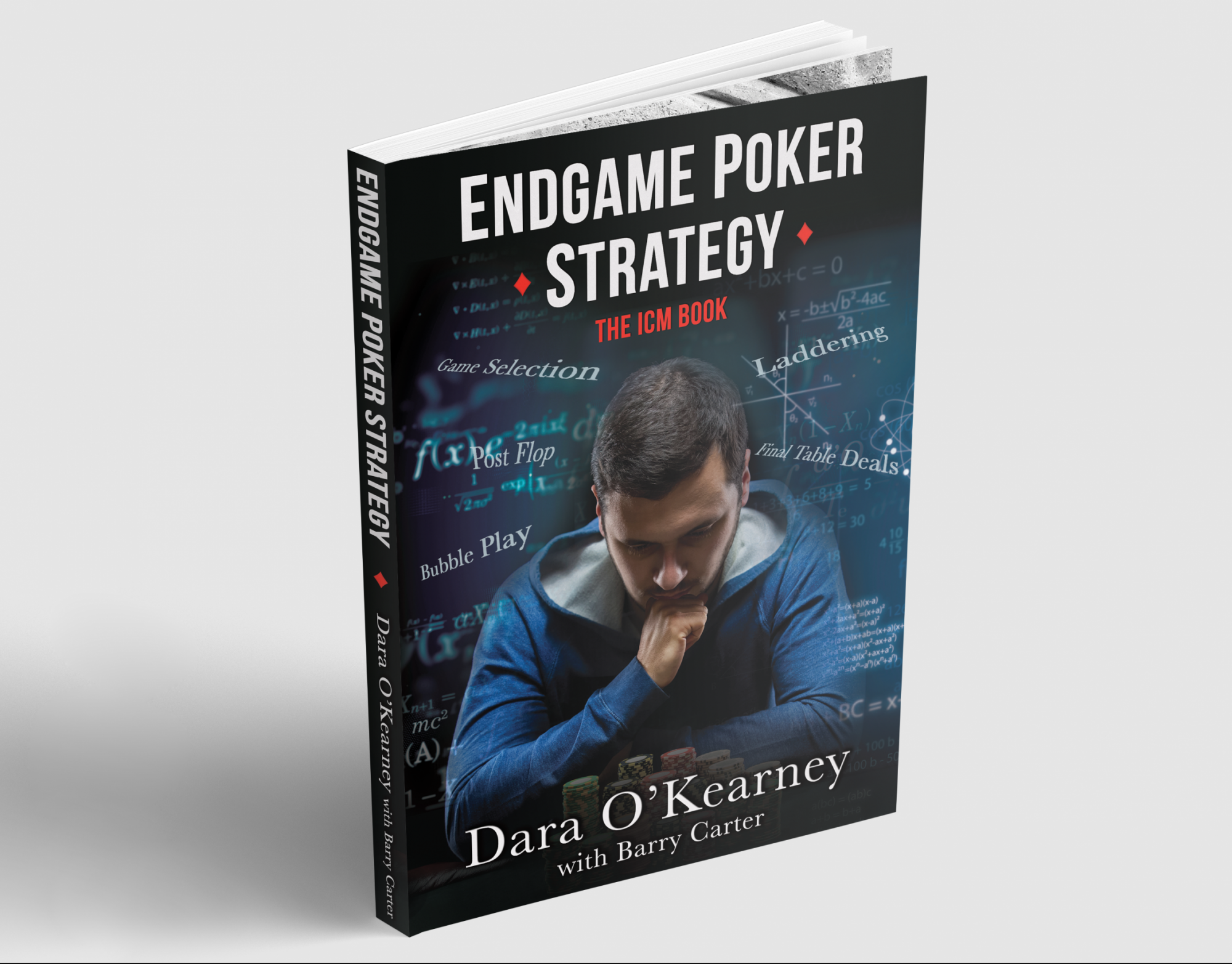 Endgame Poker Strategy book cover